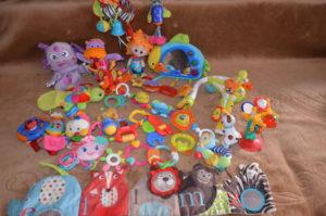Развивающие игрушки. Для детей от 0 до 1 года (15)