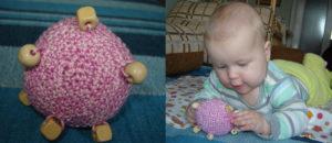 Развивающие игрушки. Для детей от 0 до 1 года (18)