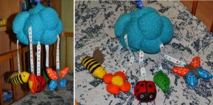 Развивающие игрушки. Для детей от 0 до 1 года (20)