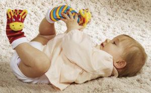 Развивающие игрушки. Для детей от 0 до 1 года (5)