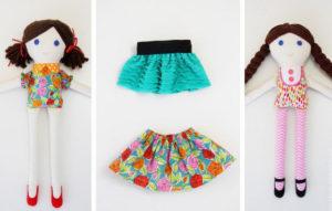 Текстильная кукла своими руками мастер класс (1)