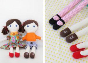 Текстильная кукла своими руками мастер класс (4)