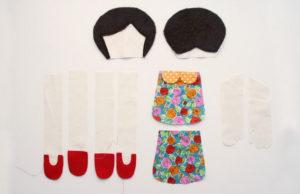 Текстильная кукла своими руками мастер класс (5)