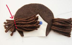 Текстильная кукла своими руками мастер класс (9)