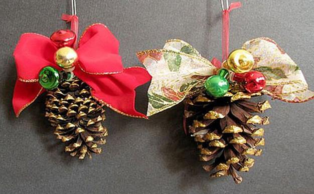 Сделать новогоднюю игрушку на елку своими руками на конкурс