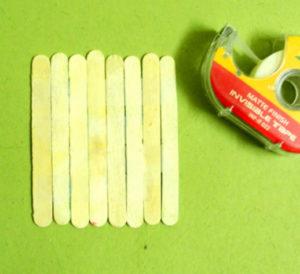 Что можно сделать из палочек от мороженого (12)