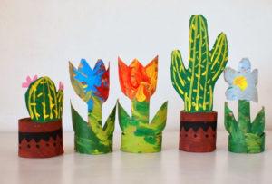 Игрушки из рулонов (8)