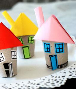 Игрушки из рулонов от туалетной бумаги (16)