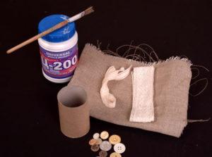 Игрушки из рулонов от туалетной бумаги (30)