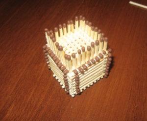 Игрушки из спичек (1)