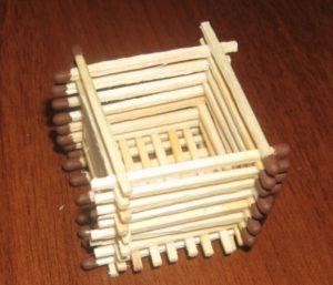 Игрушки из спичек (47)