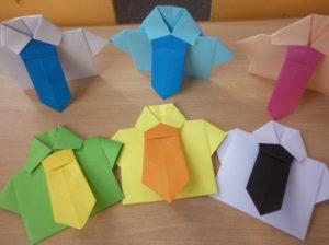 К 23 февраля своими руками. Из бумаги для детей детского сада (16)