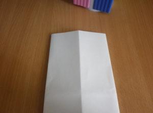 К 23 февраля своими руками. Из бумаги для детей детского сада (26)