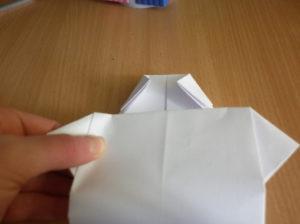 К 23 февраля своими руками. Из бумаги для детей детского сада (39)