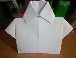 К 23 февраля своими руками. Из бумаги для детей детского сада (40)