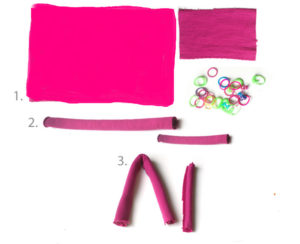 Как сделать куклу из ткани (1)