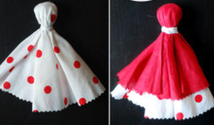 Как сделать куклу из ткани (24)