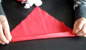 Как сделать куклу из ткани (30)