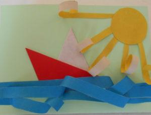 Папе на 23 февраля в детском саду. Как делать игрушки из бумаги своими руками (4)