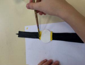 Папе на 23 февраля в детском саду. Как делать игрушки из бумаги своими руками (5)