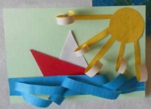 Папе на 23 февраля в детском саду. Как делать игрушки из бумаги своими руками (8)