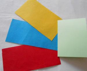 Папе на 23 февраля в детском саду. Как делать игрушки из бумаги своими руками (9)