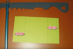 Папе на 23 февраля в детском саду. Танк из бумаги своими руками (23)