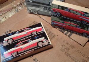 Подарки мальчикам на 23 февраля. Как сделать машину из дерева (20)