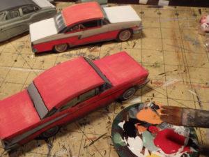 Подарки мальчикам на 23 февраля. Как сделать машину из дерева (30)