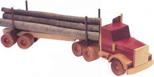 Как сделать из дерева машинку