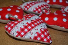 Сердечко игрушка. Подарок на 14 февраля своими руками (1)