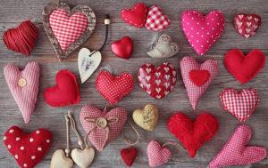 Сердечко игрушка. Подарок на 14 февраля своими руками (14)
