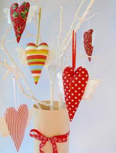 Сердечко игрушка. Подарок на 14 февраля своими руками (2)