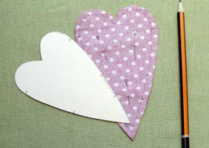 Сердечко игрушка. Подарок на 14 февраля своими руками (4)