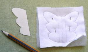 Сердечко игрушка. Подарок на 14 февраля своими руками (5)