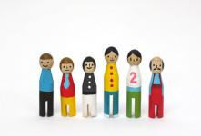 Игрушки для детей из картона (10)