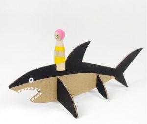Игрушки из картона своими руками для детей (13)