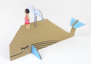Игрушки из картона своими руками для детей (8)