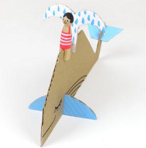 Игрушки из картона своими руками для детей (9)