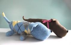 Игрушки из носков (1)