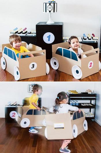 Игрушки своими руками из бумаги и картона