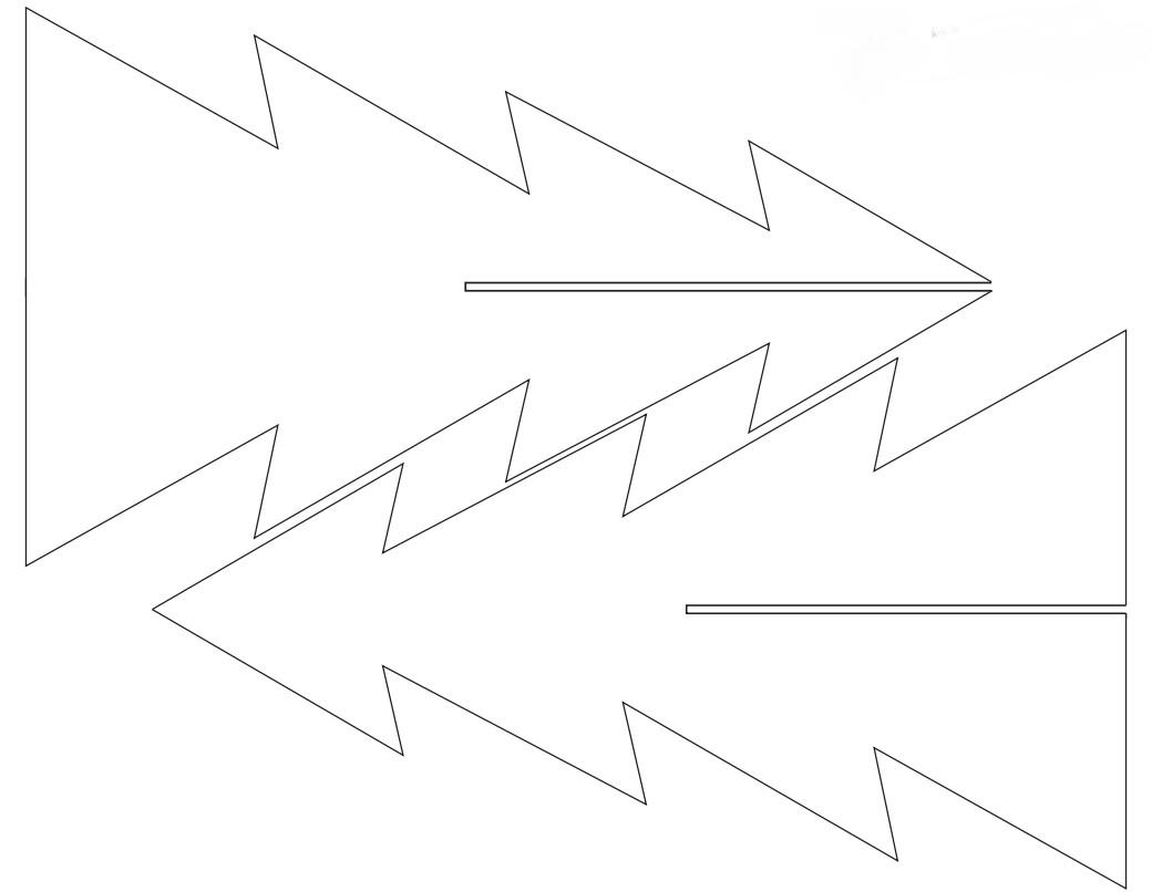 Из картона шаблоны для детей (2)