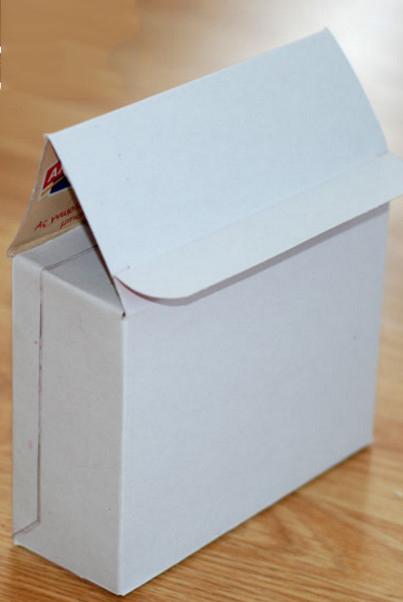 Как сделать городок из бумаги своими руками