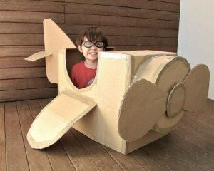 Из картона своими руками для детей (30)