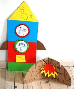 Из картона своими руками для детей (42)