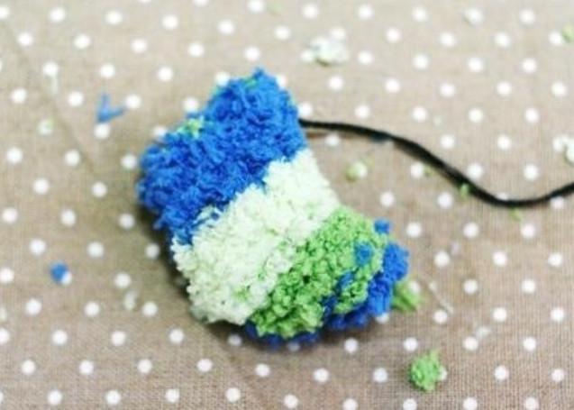 Как сделать игрушку из носка