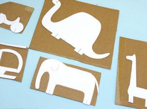Как сделать из картона игрушки (9)