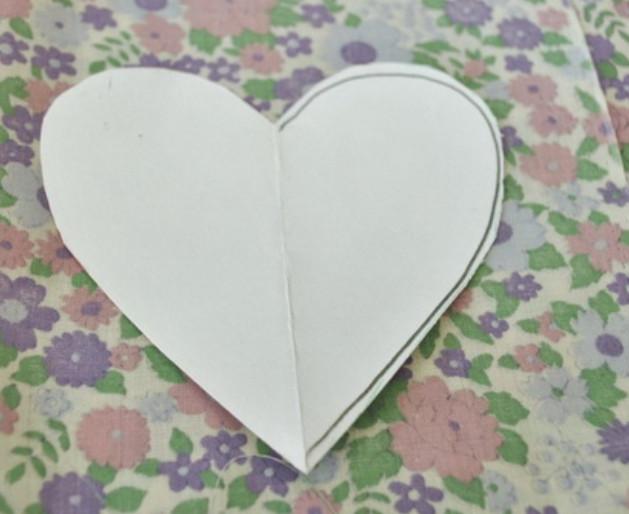 Как сшить сердечки (2)