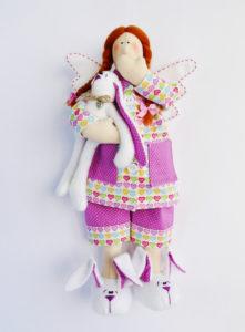 Кукла тильда  своими руками мастер класс (23)