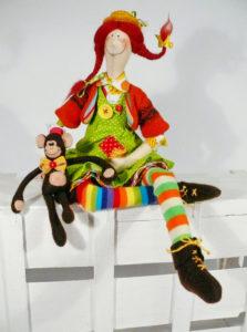 Кукла тильда  своими руками мастер класс (25)